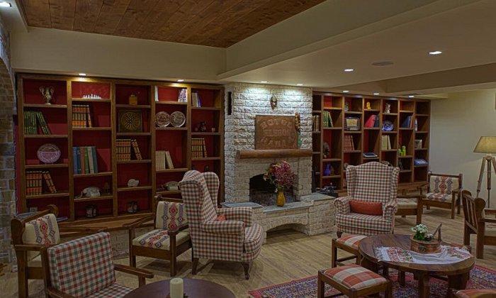 4* Manthos Mountain Resort & Spa | Χάνια, Πήλιο