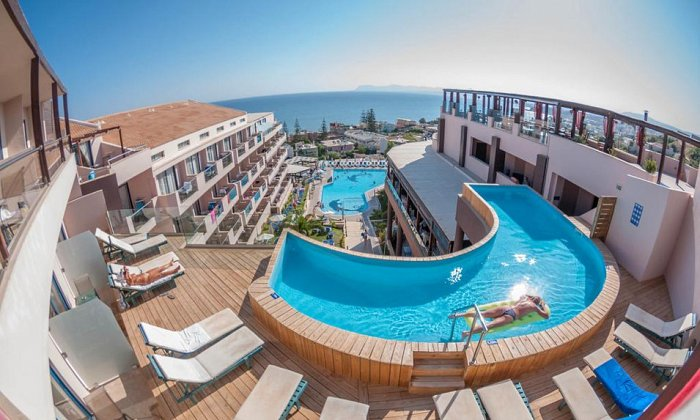 5* Galini Sea View Resort   Αγία Μαρίνα, Χανιά