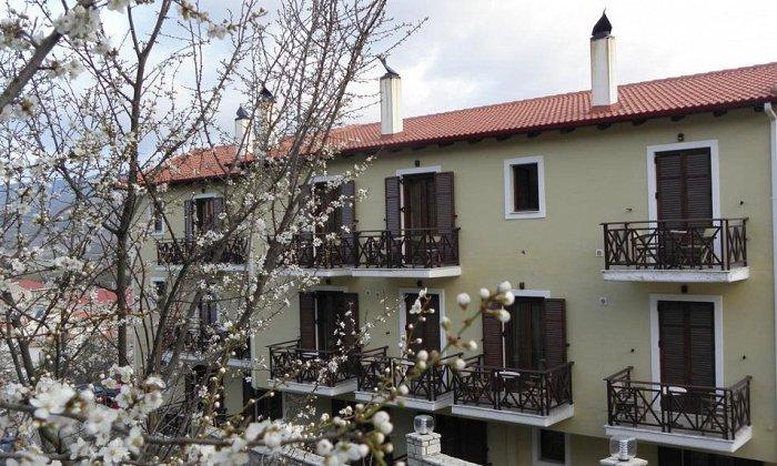 3* Ξενοδοχείο Αχίλλειον | Καλάβρυτα