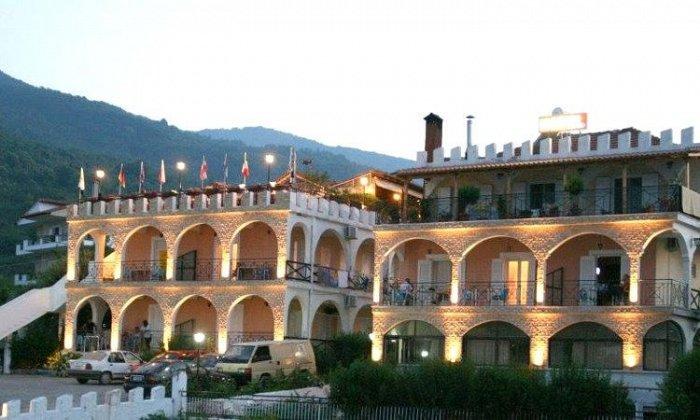 Hotel Alexiou | Στόμιο Λάρισας