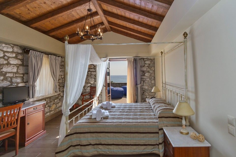 4* Itilo Traditional Hotel | Νέο Οίτιλο, Λακωνία