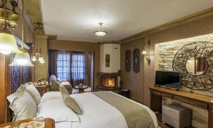 3* Aroma Dryos Eco & Design Hotel | Μέτσοβο