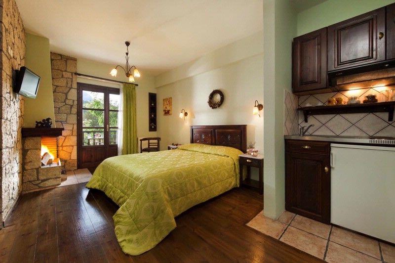 3* Fretzato Hotel Trikala | Ελάτη Τρικάλων