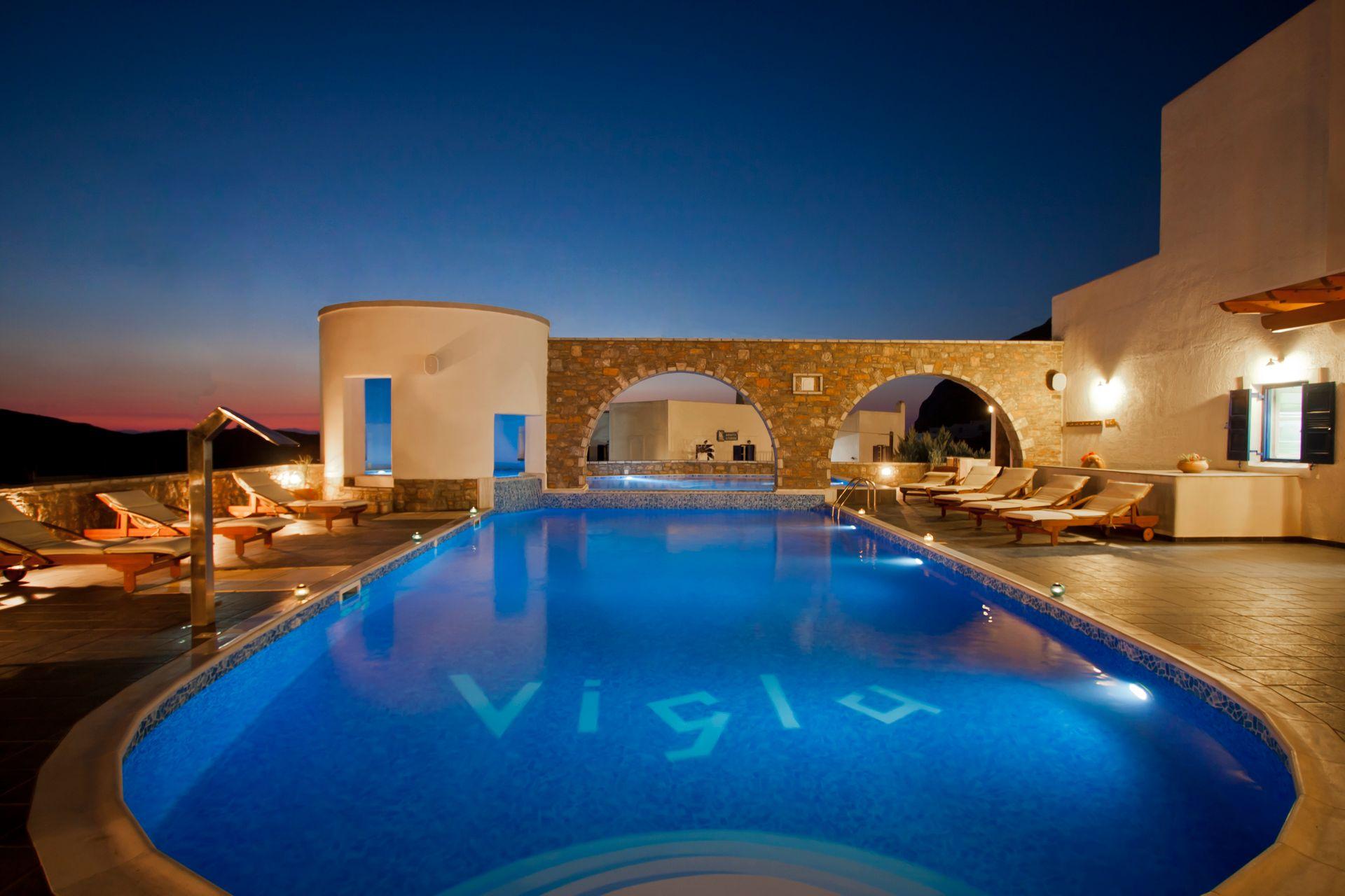 3* Vigla Hotel Amorgos | Θολάρια, Αμοργός